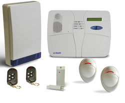 wireless alarm, radio alarm, wireless pir, powermax, visonic, wireless fob